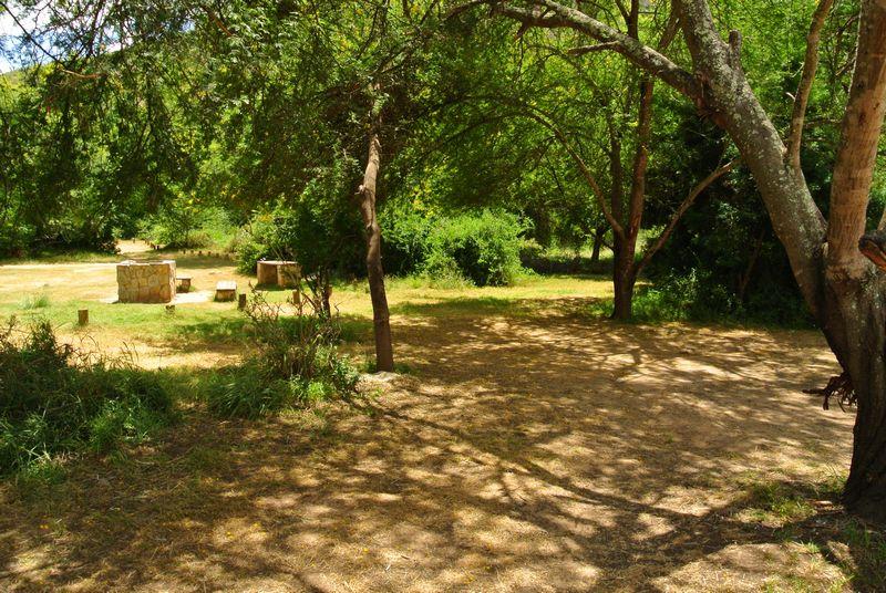 Rooihoek Campsite - Baviaanskloof
