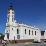 Church in the small town Alexandria in the Eastern Cape