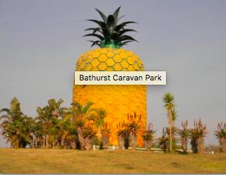 Bathurst Caravan Park