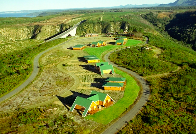 Bloukrantz Caravan Park