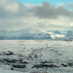 Mountainous area of Barkly East