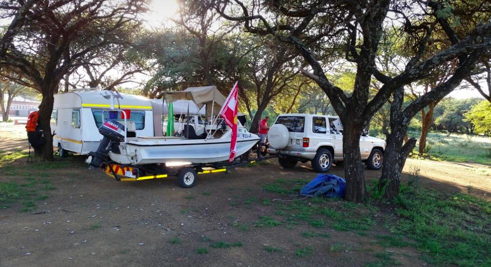 Sandveld Nature Reserve and Caravan Park