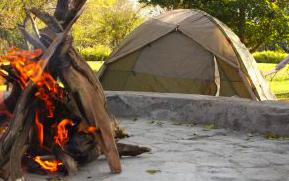 Qodesh Campsite