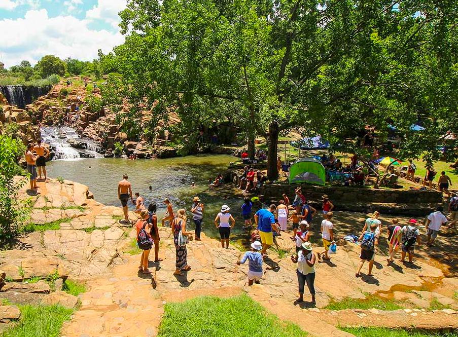 Nkwe Caravan Park