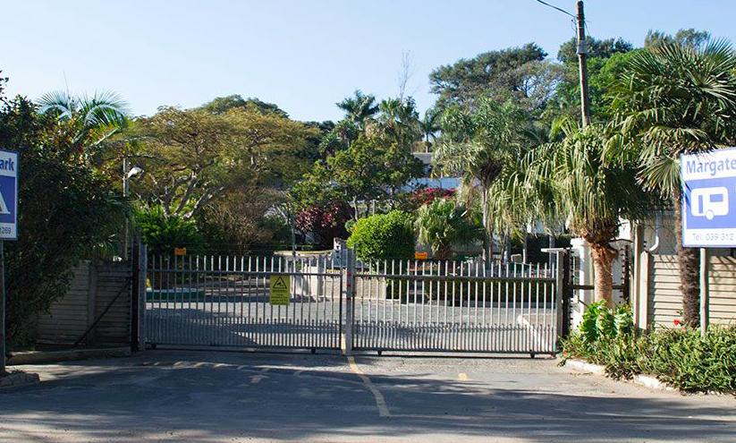 Margate Caravan Park