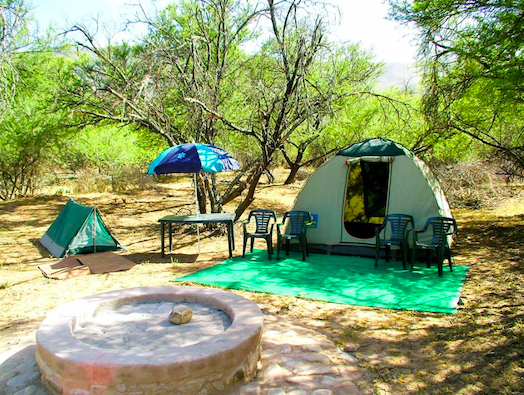 Marlu Guest Farm and camping