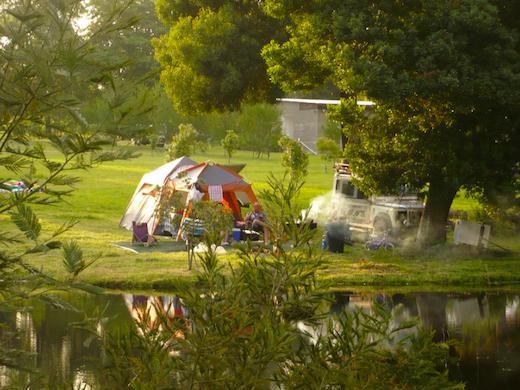 Tsitisikamma Sunrise Caravan Park