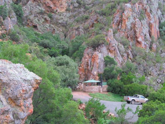 SA Campsites