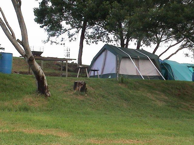 Brakkeduine 4x4 camping - Humansdorp