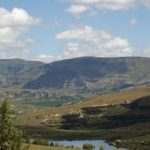 Camping in Clarens