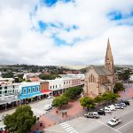 The beautiful town of Grahamstown