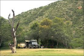 Addo Elephant National Park - Kabouga Mvubu campsite