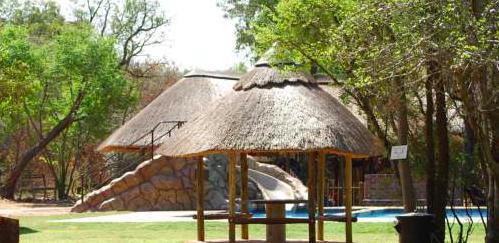 Bosfontein Caravan Park