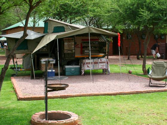 Mbizi Game Lodge & Spar