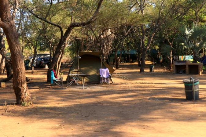 Kruger Park Camp Sites