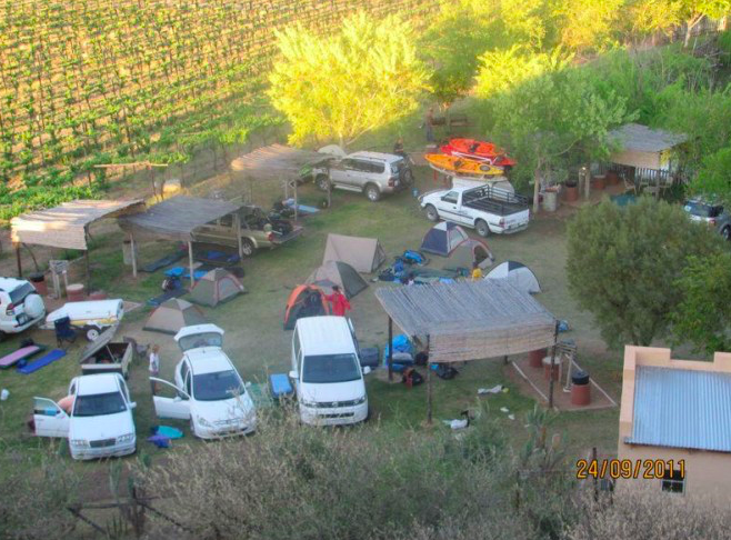 Kalahari Water Holiday Farm