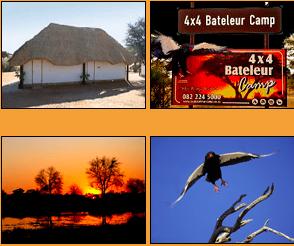 4x4 Bateleur Camp and Tours