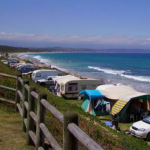 Camping in Hartenbos
