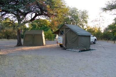 Khumaga Camp
