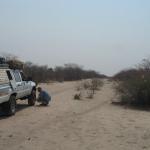Travelling through Mmatshumo