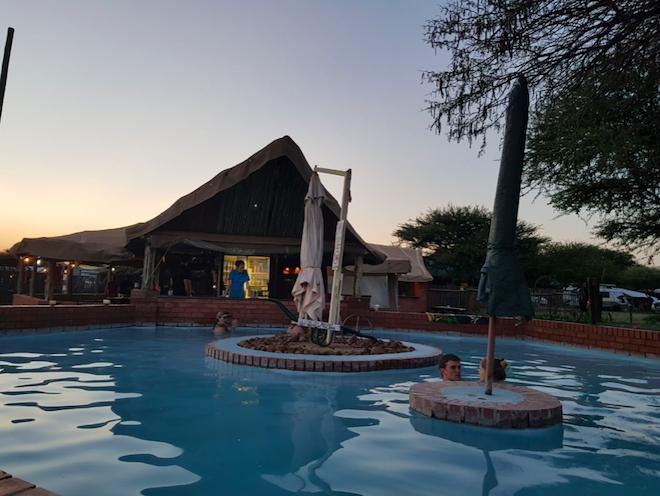 Umoya Caravan Lodge