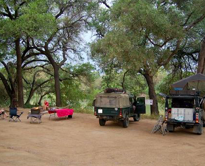 African Ranch River Camp