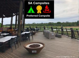 Lower Sabie campsites