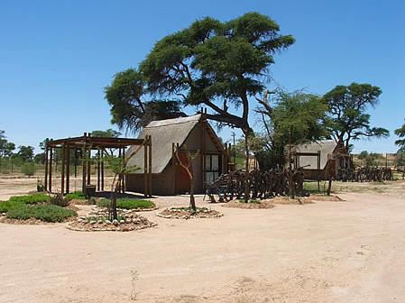 Molopo campsites
