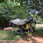 Sugar Loaf Camp Site st lucia