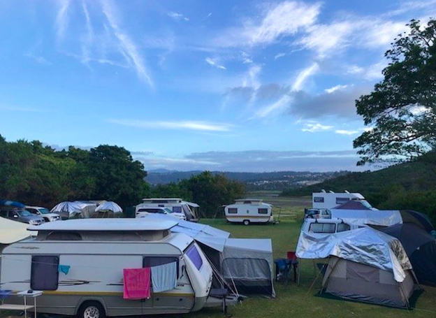 Woodbourne Resort campsites