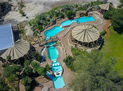 Montagu Guano Cave Resort campsites