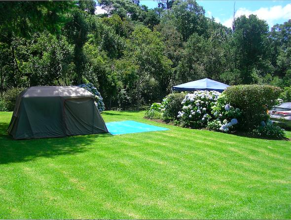 Mount Park Guest Farm campsites