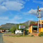 Campsites in Barrydale