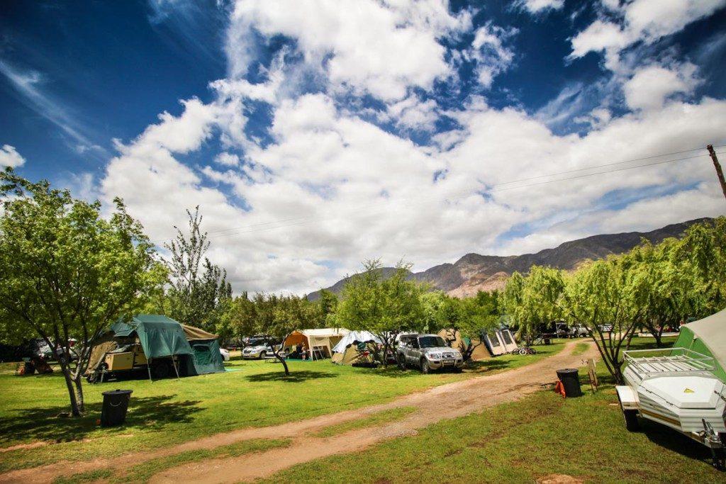 Doringlaagte Camping & Chalets