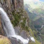 Tugela Falls in the Drakensburg