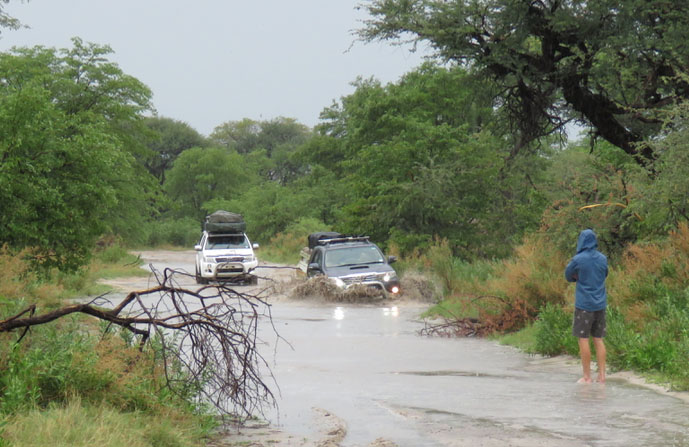 4x4 Camp Sites in Limpopo
