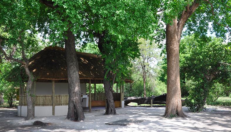 Livingstone's Camp