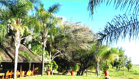 n'Kwazi Lodge