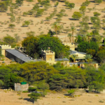 Camp sites in sesfontein