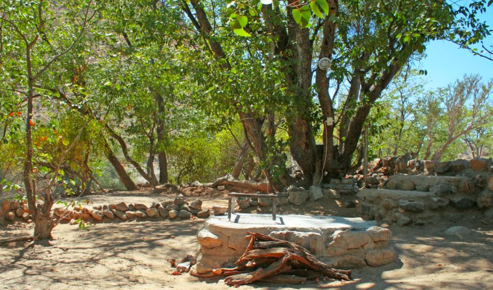 Khowarib Rest Camp