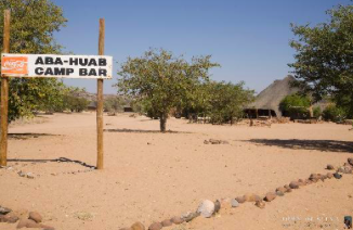 Aba - Huab Rest Camp