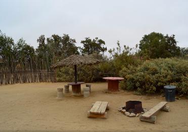 Sophia Dale Base Camp