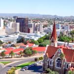 Camping in Windhoek