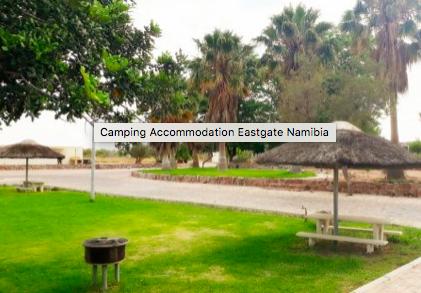 Eastgate Rest Camp