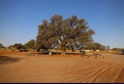 Sesriem Camping Site -NWR
