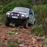 4x4 camping in Western Cape