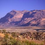 Camping in Erongo