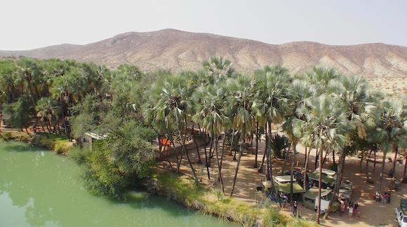Omarunga Camp