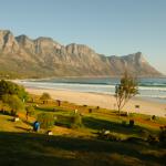 Camping in Kogel Bay