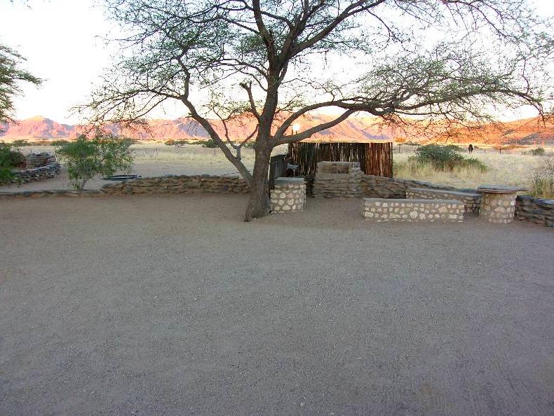 Weltevrede Guest Farm Campsites